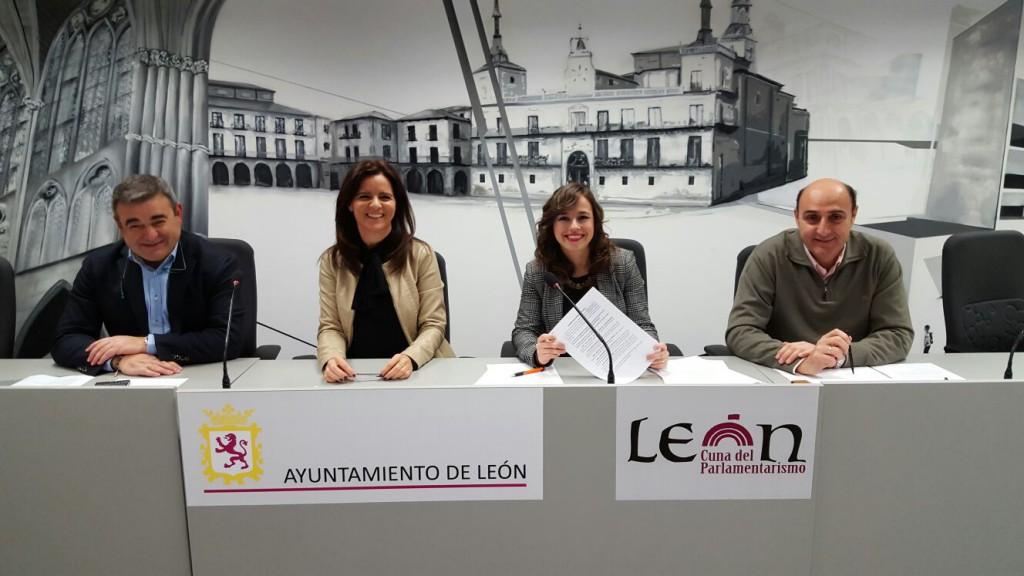 Concejales de León - Ciudadanos - Ayuntamiento de León