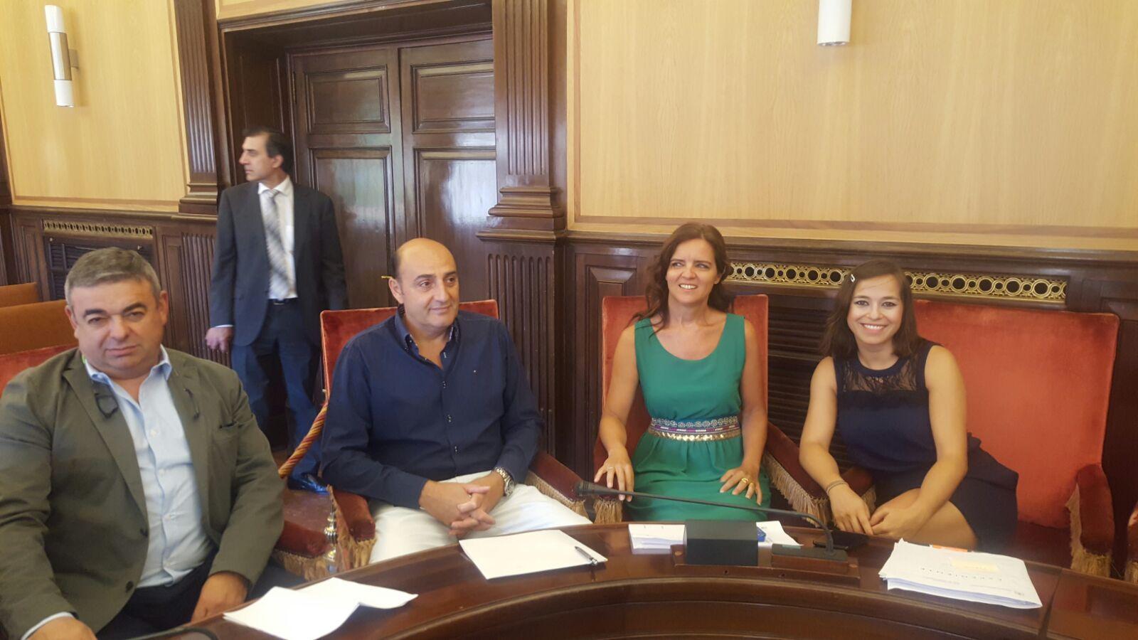Pleno Ayuntamiento de León 28/07/2016