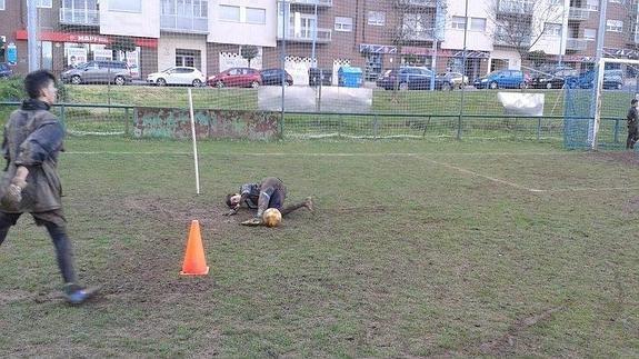 Campo de futbol Pinilla