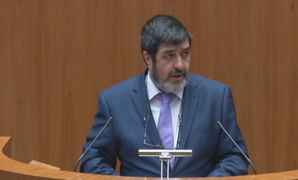 Manuel Mitadiel - Procurador Ciudadanos León