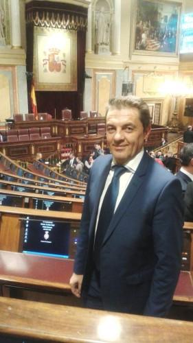 Enrique Bueno Diputado Ciudadanos por León