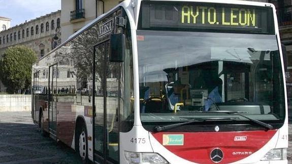 Bus Urbano León