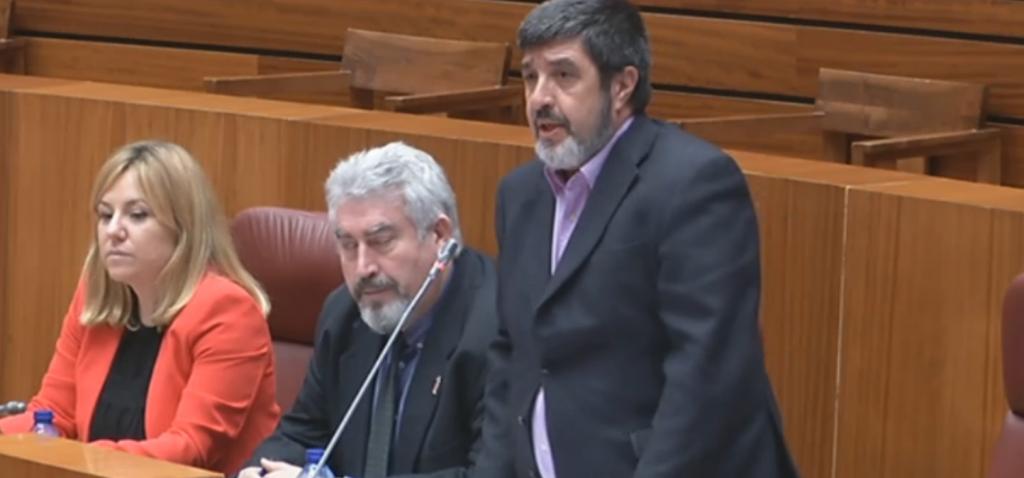 Manuel Mitadiel - Procurador Ciudadanos