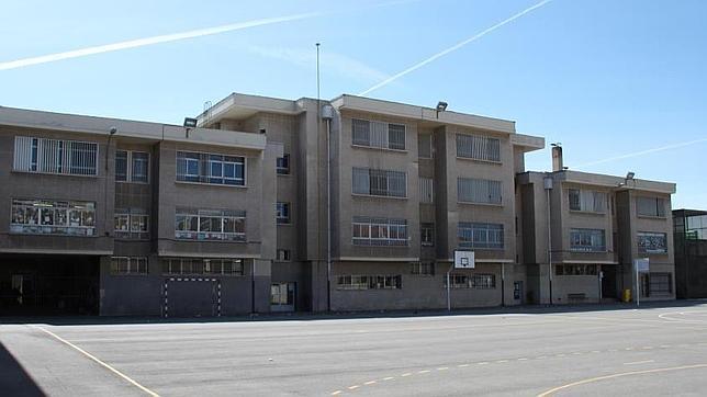 Patio Colegio Valbuena