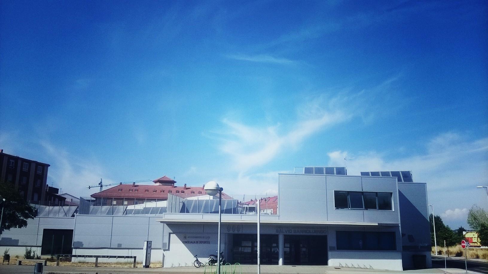 Exterior Polideportivo Ejido