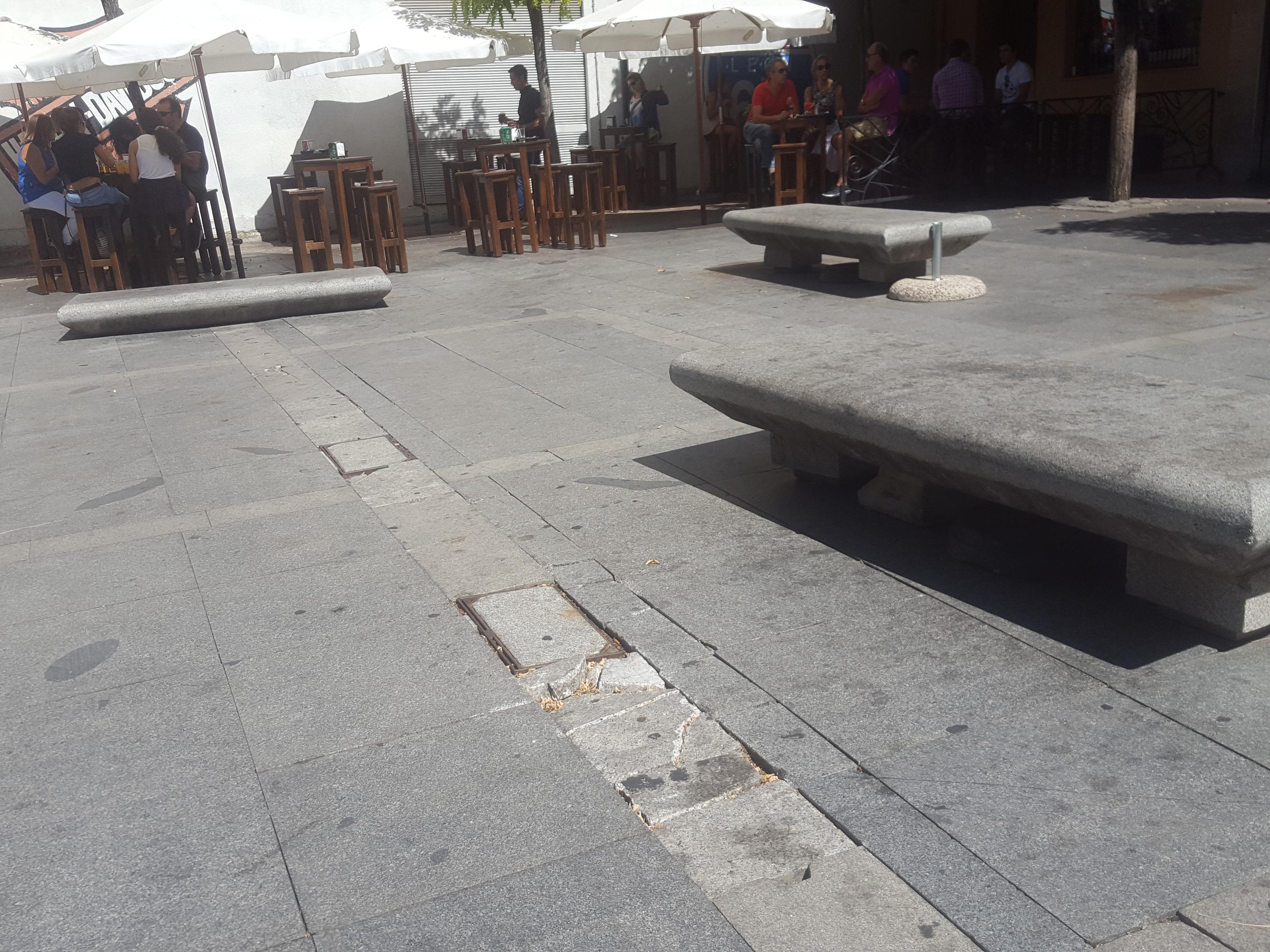 Plaza del cid León
