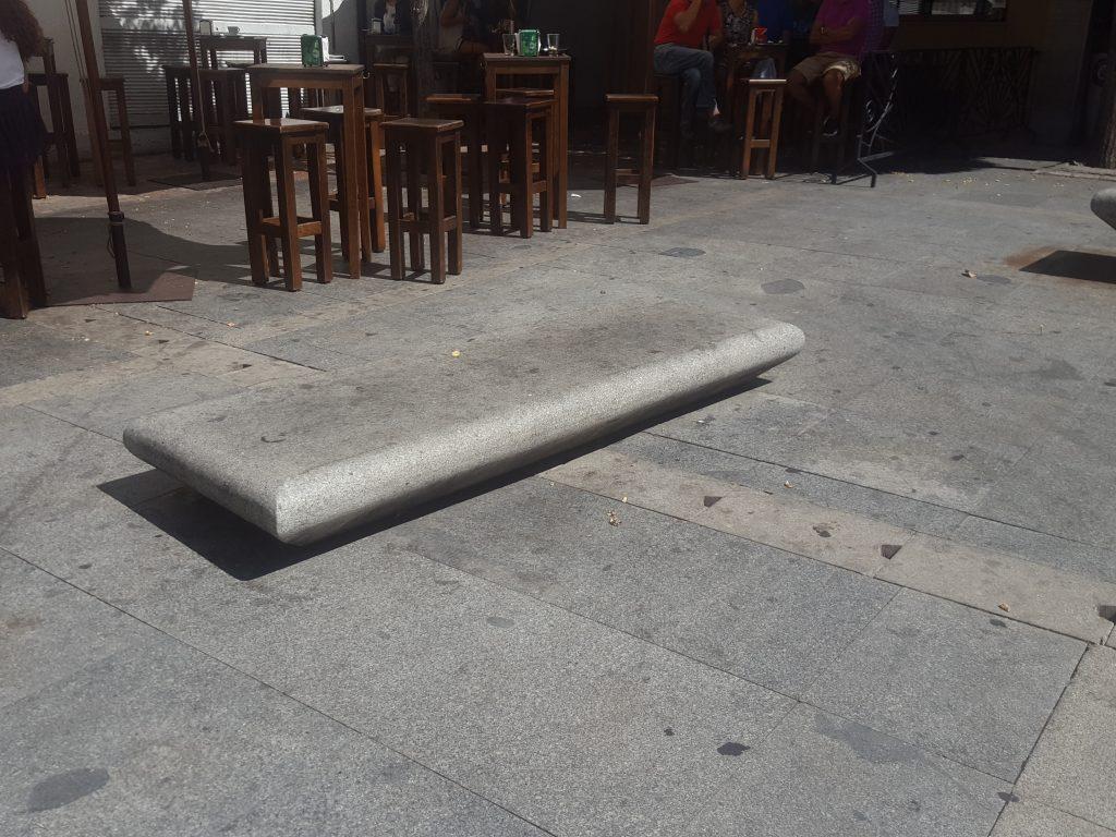 Plaza del cid