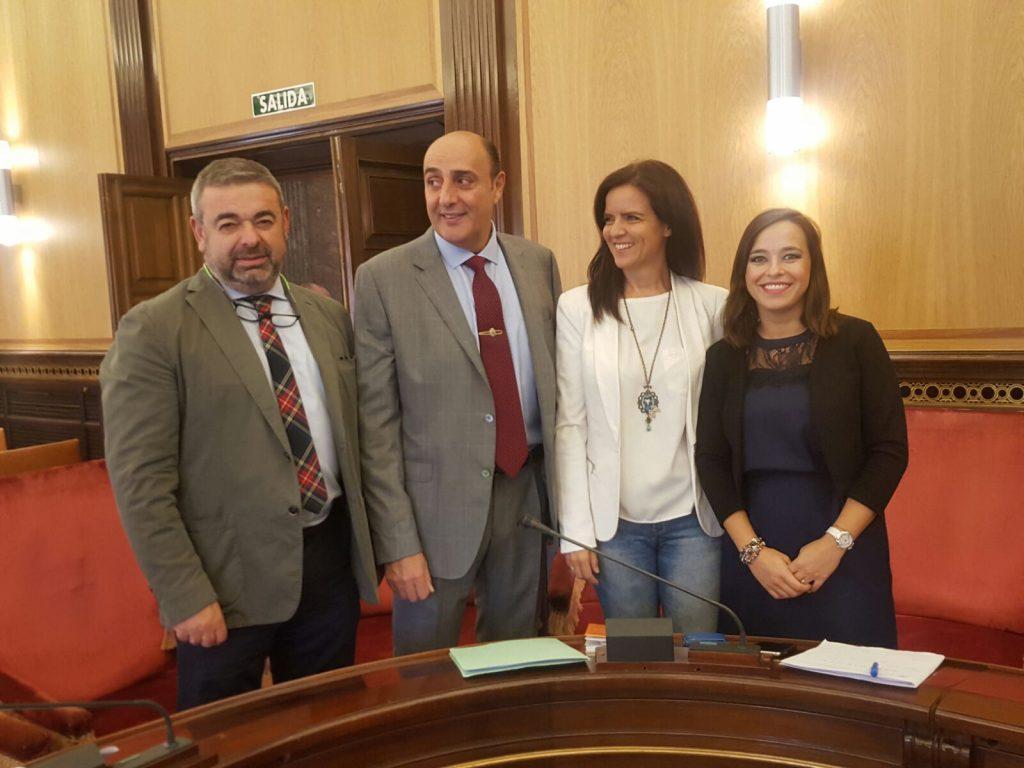 Pleno Ayto León. Grupo Ciudadanos