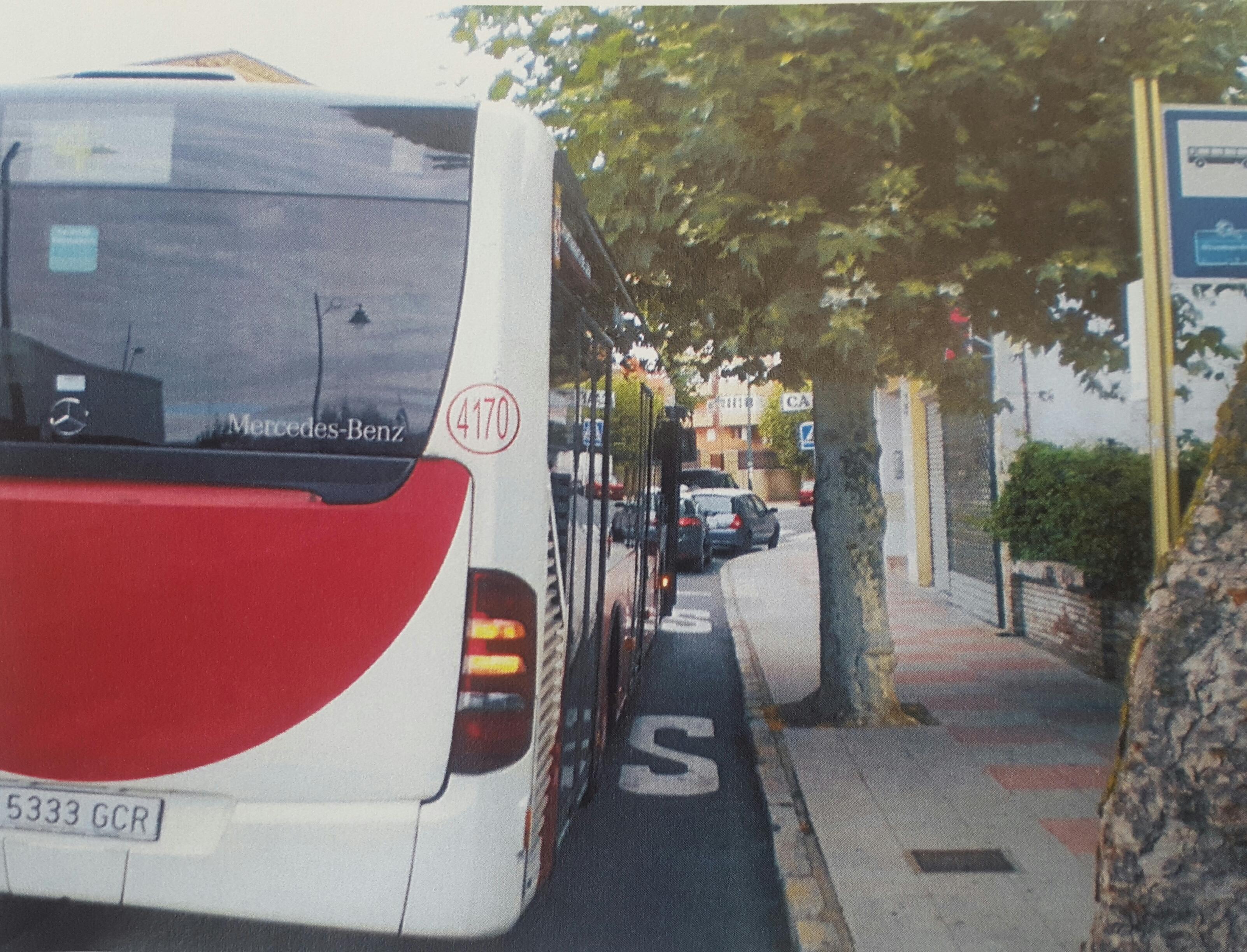Transporte público León