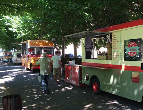 Food Trucks León