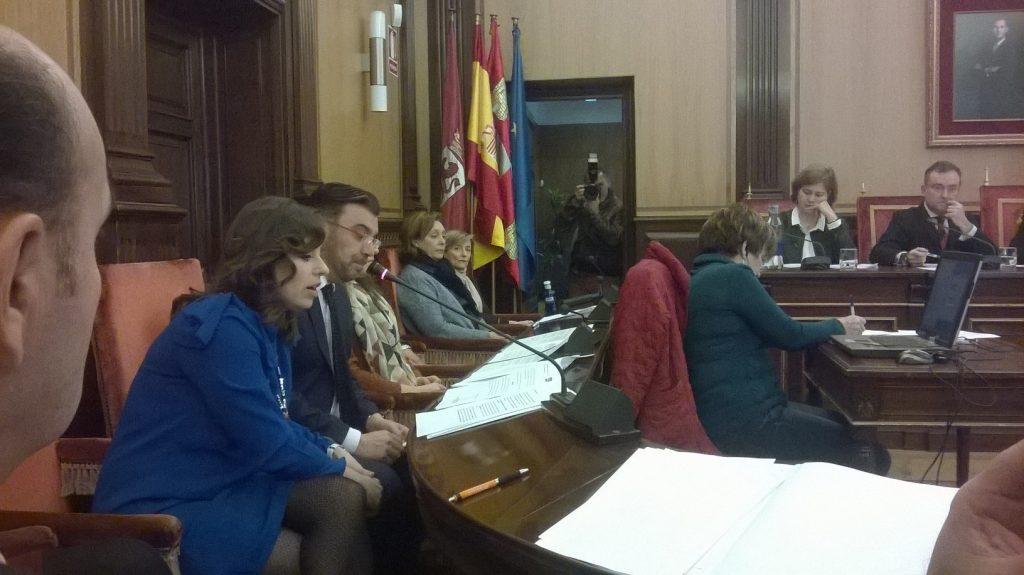 Intervención Gemma Villarroel en el Pleno Diciembre 2016