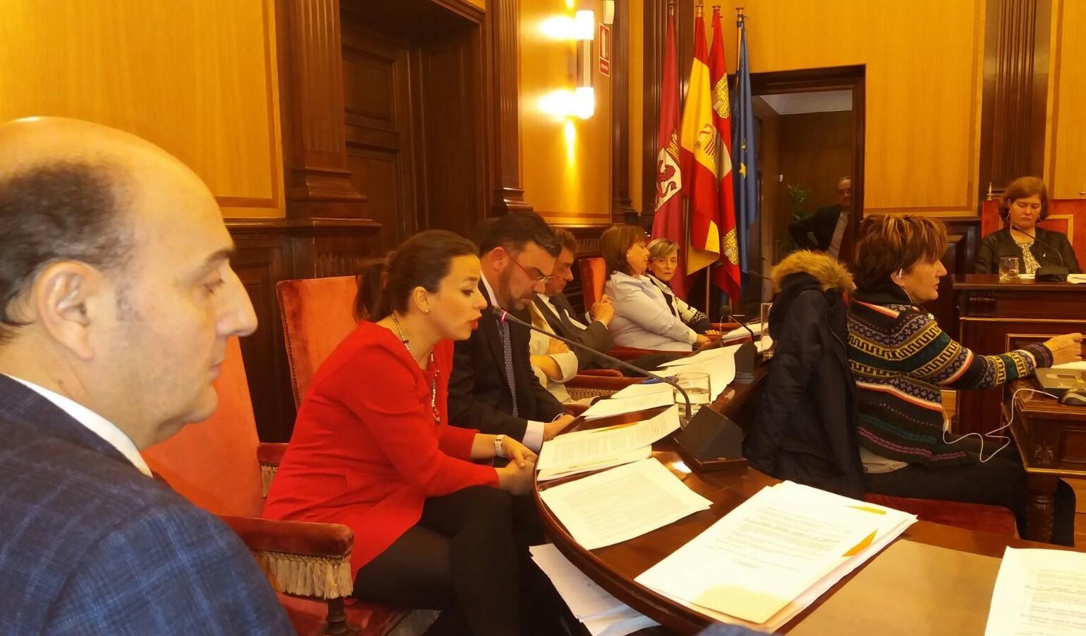 Intervención Gemma Villarroel en el Pleno
