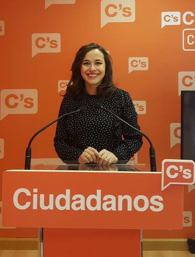 Gemma Villarroel portavoz Cs León