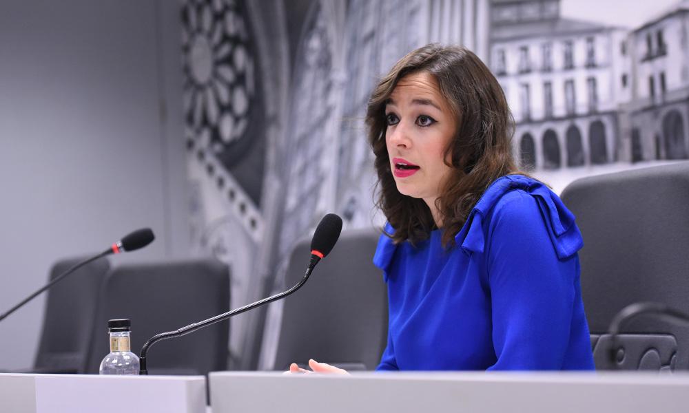 Rueda de Prensa Gemma Villarroel