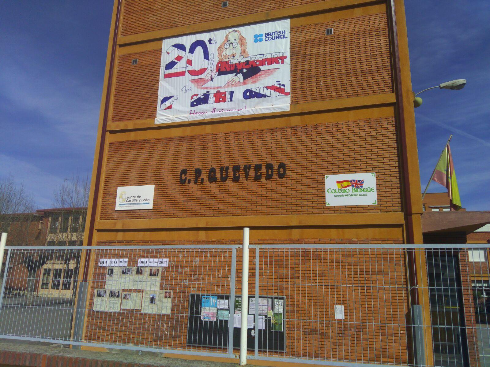 Colegio Público Quevedo