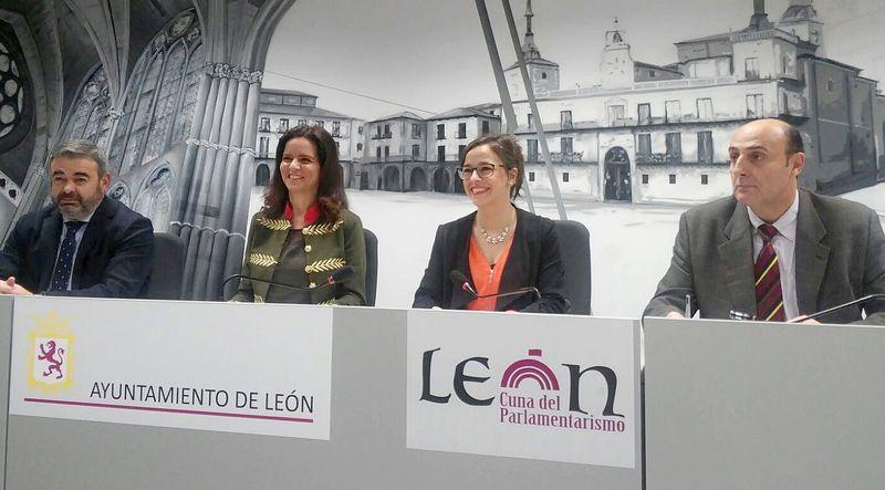 Concejales Cs León Presupuestos