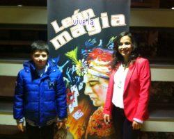 @Cs_Leon_-apoyando-el-festival-internacional-de-la-magia