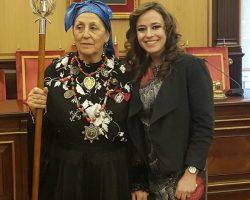 Enhorabuena-a-Nieves-nueva-águeda-mayor-de-León-y-alcaldesa-por-un-día
